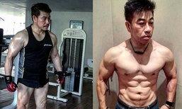 อาจารย์เชน จตุพล อายุ 55 แต่ซิกแพคแน่นปึก