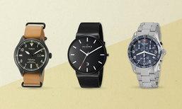 นาฬิกาข้อมือดีๆ ที่ผู้ชายจะหาได้จาก Amazon