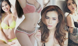 Miss Maxim 2016 The Sexy Icon ในวันสบายๆ แบบนุ่งน้อยห่มน้อย!