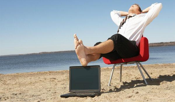 10 วิธีผ่อนคลาย จากความเครียดในการทำงาน