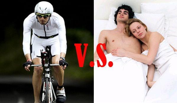 ขี่จักรยานกับมีเซ็กซ์ ความเหมือนที่ลงตัว ?