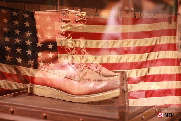 เปิดประวัติและขั้นตอนการผลิตรองเท้า Red Wing
