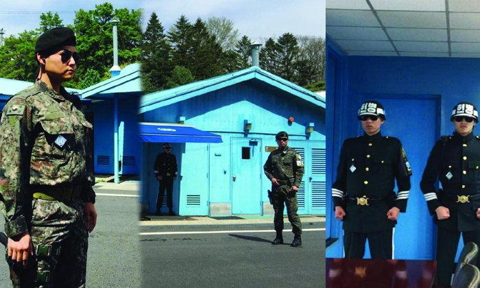 """ทำไมทหาร """"เกาหลีเหนือ-เกาหลีใต้"""" ต้องสวมแว่นตาดำ?"""