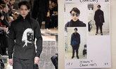 """หล่อเป๊ะปัง """"เจมส์ จิรายุ"""" เดินแบบในงาน """"Paris Men Fashion week 2016"""""""