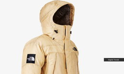"""น่าทึ่ง! เสื้อแจ็คเก็ต """"ใยแมงมุม"""" ตัวแรกของโลก"""