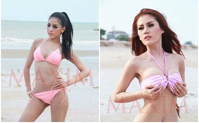 รวมภาพเด็ด สยิว ซี๊ดๆ เวทีสาวสวยสุดเซ็กซี่ มิสแม็กซิมไทยแลนด์ 2014(MISS MAXIM THAILAND 2014