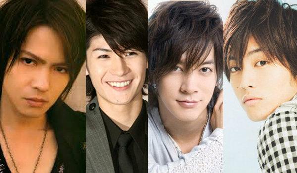 20 อันดับดาราชายที่หนุ่มญี่ปุ่นยกให้เป็นแบบศัลยกรรม