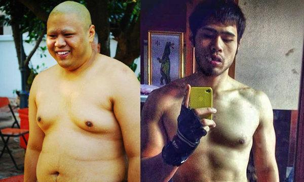 เปลี่ยนเพื่อสุขภาพ ลดน้ำหนักจาก 120 กก. เหลือ 76 กก.
