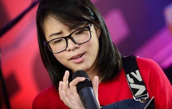 แซบ! ผลงานก่อนดัง อิมเมจ The Voice  สาวน้อยเสียงมหัศจรรย์