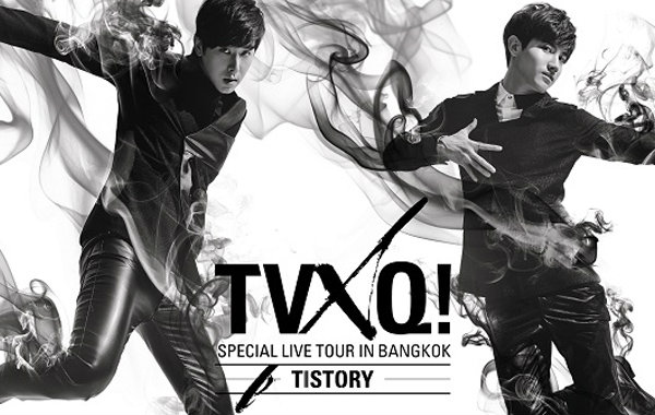 TVXQ! SPECIAL LIVE TOUR T1ST0RY IN BANGKOK