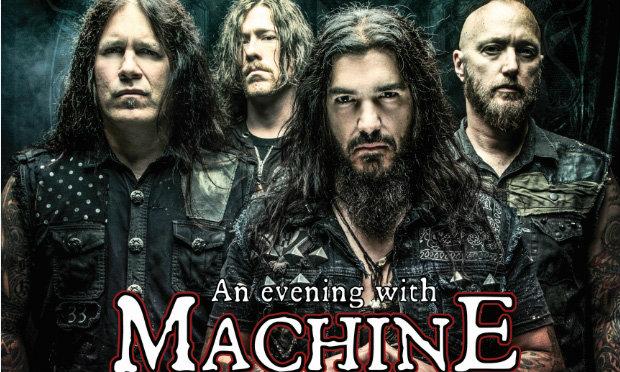 สิ้นสุดการรอคอยกว่า 10 ปี เมื่อ Machine Head มาเยียนไทย!!