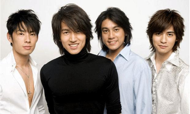 รีวิวเพลงดังจากอดีต!! เพลงฝนดาวตก (Liu Xing Yu) จากวง F4