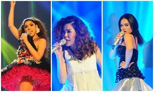 ทีมโค้ช คิ้ม-ก้อง โชว์เหนือรอบ Live หวังทิ้งทวน The Voice Thailand Season 2
