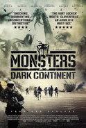 Monsters Dark Continent สงครามฝูงเขมือบโลก