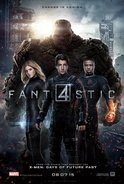 Fantastic Four สี่พลังคนกายสิทธิ์