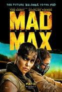 Mad Max Fury Road แมดแม็กซ์ ถนนโลกันตร์