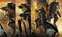 เผยโฉม 4 โปสเตอร์ Teenage Mutant Ninja Turtles: Out Of The Shadows