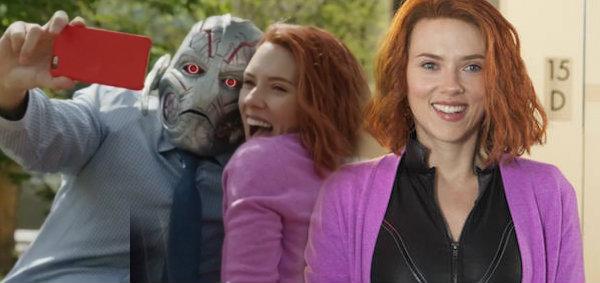 น่าร้อกอ่ะ หนังล้อเลียนชีวิตรักแบล็ควิโดว์ Black Widow: Age of Me