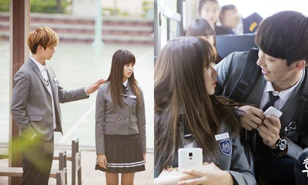 """ลำบากใจเลือกใครดี!? """"ฮันยีอัน"""" vs """"กงแทกวัง"""" School 2015 Who Are You?"""
