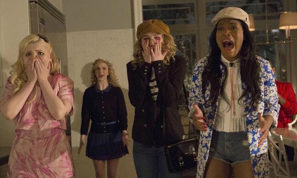 เปรี้ยวเว่อร์ ซีรีส์ใหม่รวมดาราวัยทีนมาโดนปาดคอใน Scream Queens