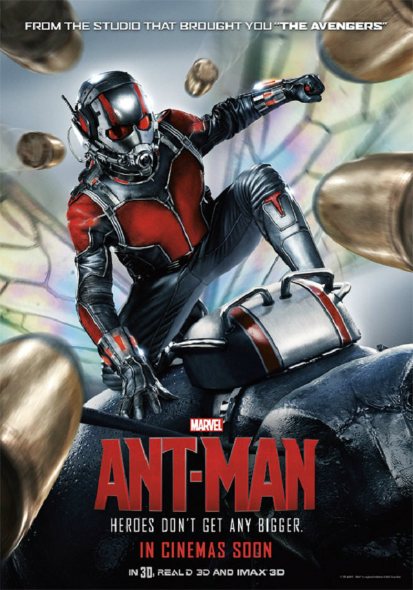 มนุษย์มดมหากาฬ Ant-Man