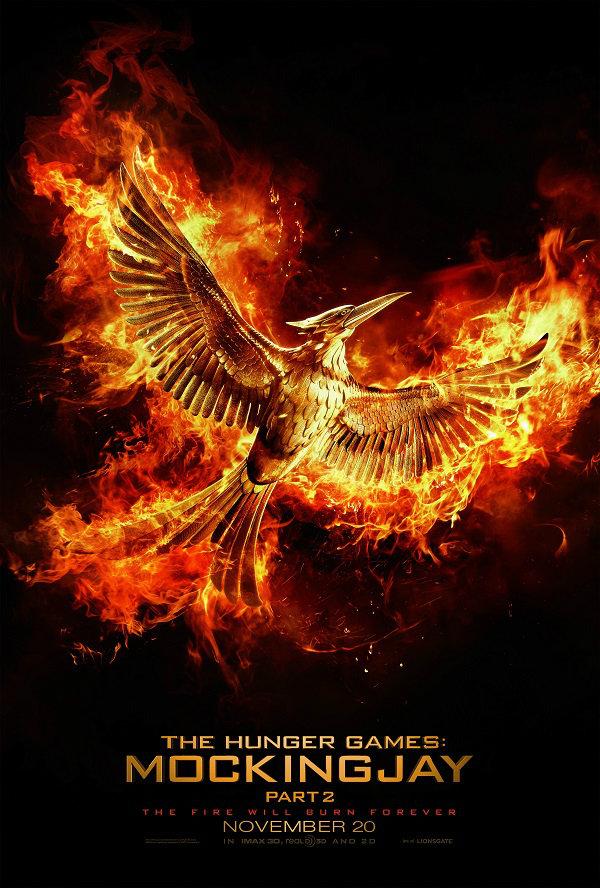 The Hunger Games Mockingjay Part 2 เกมล่าเกม ม็อกกิ้งเจย์ พาร์ท 2