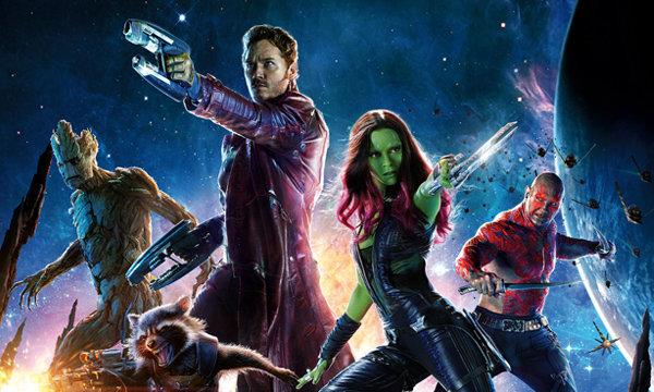 บทร่าง Guardians of the Galaxy 2 ทำคริส แพรทท์ น้ำตาคลอ