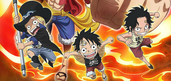 "One Piece เปิดตัวอนิเมะภาคพิเศษ เนื้อเรื่องของ ""ซาโบ"""