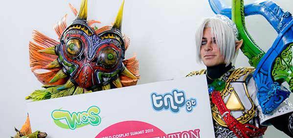 เม็กซิโกคว้ารางวัลชนะเลิศ งานประกวด World Cosplay Summit 2015