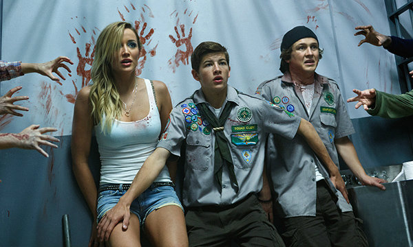 ฮาปลิ้น! 3 ลูกเสือปะทะซอมบี้ Scouts Guide To The Zombie Apocalypse