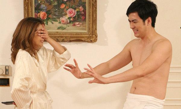 ฟิล์ม จับคู่ เอมี่ ประชันฮาสนั่นจอ ใน เจ้าสาวเฉพาะกิจ