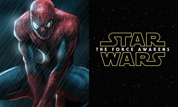 ข่าวดีของ Spider-Man, ข่าวร้ายของ Star Wars: Episode VIII เลื่อนฉาย
