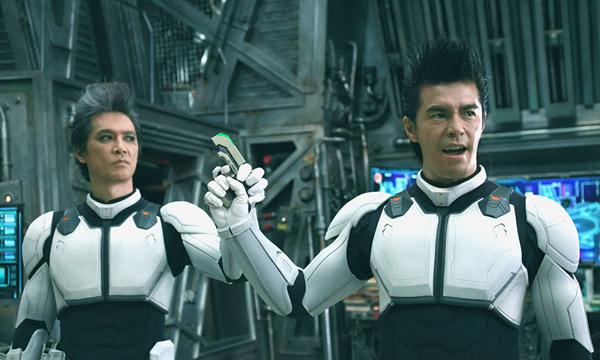 คอมังงะเฮ Terraformars หนังมนุษย์แมลงสาปเข้าฉายชน Captain America