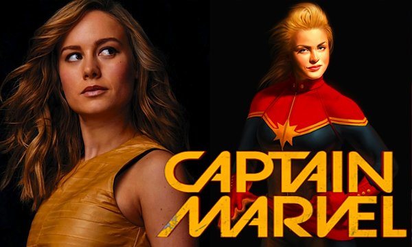 Captain Marvel เล็ง