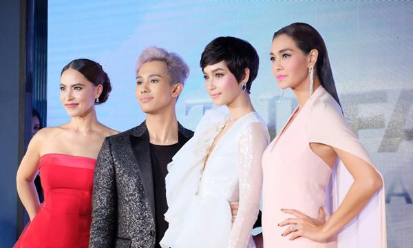 อลังการงานแซ่บ! เหล่าตัวแม่เปิดตัว THE FACE THAILAND ซีซั่น 3