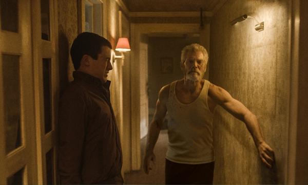 ดูแล้วบอกต่อ วิจารณ์หนัง Don't Breathe ความมืดบอดของมนุษย์