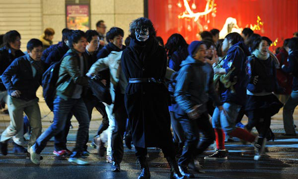 ตัวอย่างล่าสุด Death Note 2016 การกลับมาของสมุดมรณะ