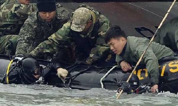 เกาหลีใต้เตรียมสร้างหนังจากโศกนาฏกรรมเรือเซวอลล่ม Sea Tiger