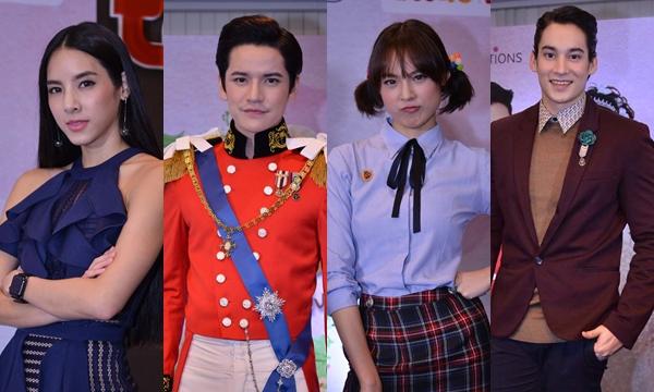 เปิดตัวอลังการ Princess Hours Thailand รักวุ่นๆเจ้าหญิงจอมจุ้น