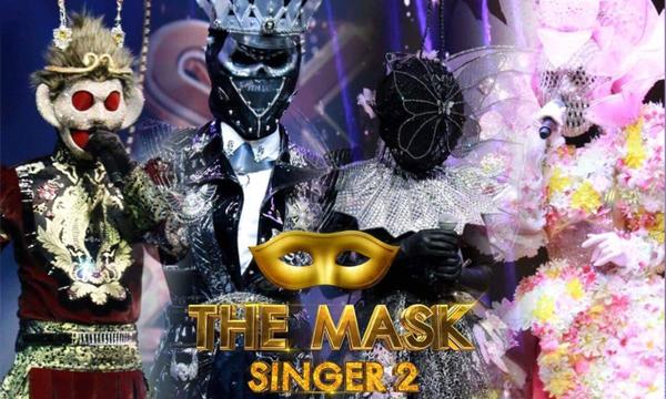 เผยแล้ว! 4 หน้ากากคนดัง เปิดฉาก The Mask Singer ซีซั่น 2