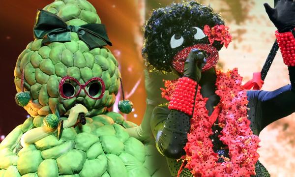 เซอร์ไพรส์ของจริง! เผยโฉม หน้ากากน้อยหน่า & หน้ากากเงาะป่า The Mask Singer 2