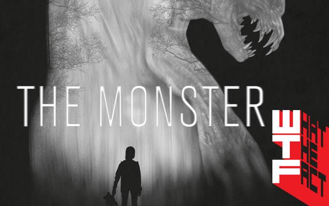 The Monster อะไรซ่อน / มันคือหนังดราม่าแฝงนัยยะ