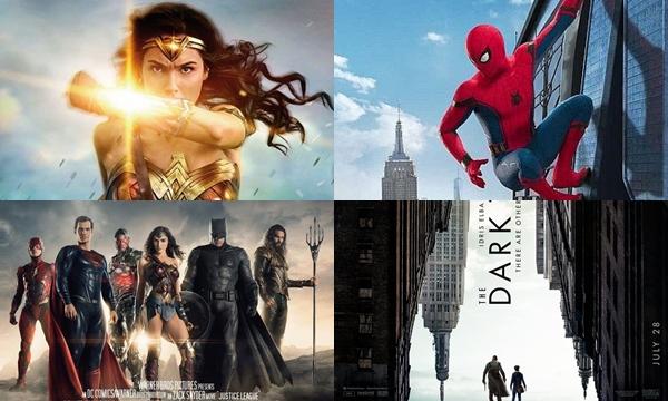 7 หนังปักหมุด 2017 ครึ่งปีหลัง ไม่ดูไม่ได้แล้ว!