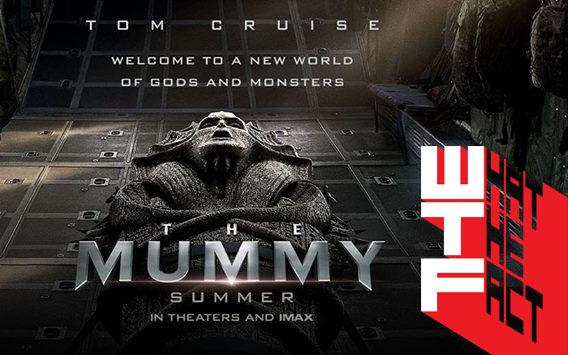 รีวิว The Mummy แอ็คชั่นมาถี่ ซีจีอลังการ และอารมณ์ขันที่มาไม่ถูกจังหวะ