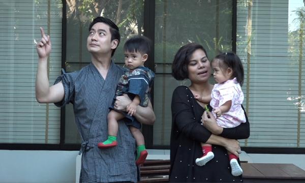 ขุ่นแม่มาล้าวว !! อลิน-อลัน ดีใจหนักมาก The Return Of Superman Thailand