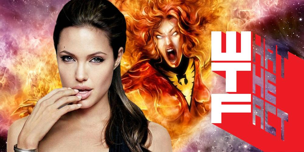 ผู้สร้างเล็งดึง แอนเจลีนา โจลี มาร่วมทีม X-Men Dark Phoenix