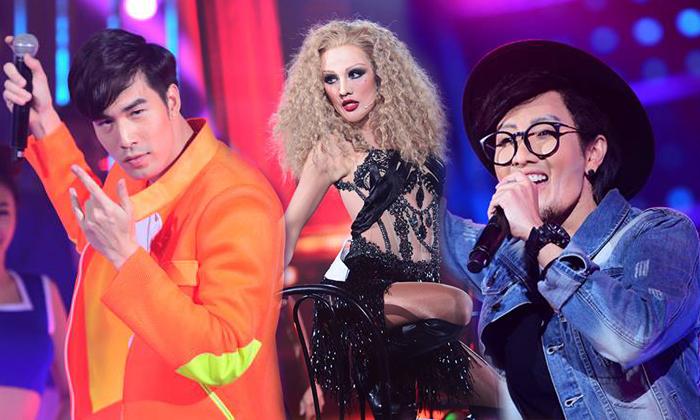 Sing Your Face Off ซีซั่น 3 จำได้ไหมว่าใครเปลี่ยนหน้าเป็นใคร?