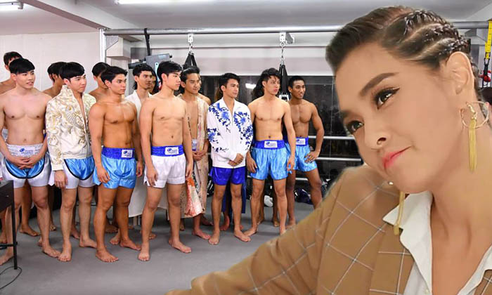 The Face Men Thailand วีคแรก