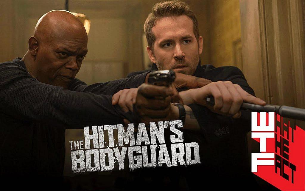 รีวิว The Hitmans Bodyguard  มุกคำหยาบนี่หากินกันได้ทั่วโลกจริง ๆ
