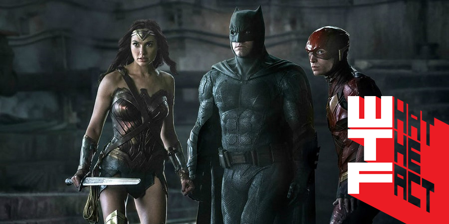 คำวิจารณ์ชุดแรก Justice League ออกมาดีมาก  มหากาพย์การรวมทีมแห่ง DCEU
